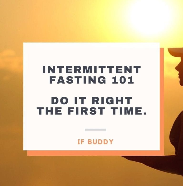 Intermittent Fasting 101 Title Image