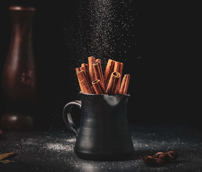 does cinnamon break a fast