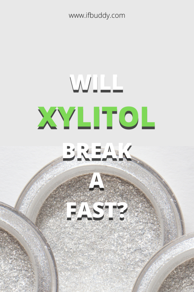 Will xylitol break a fast