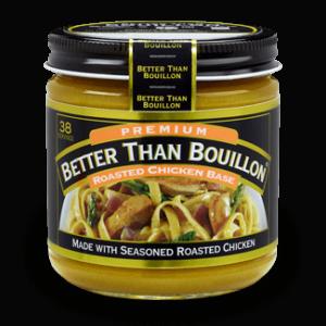 Does better than bouillon break a fast