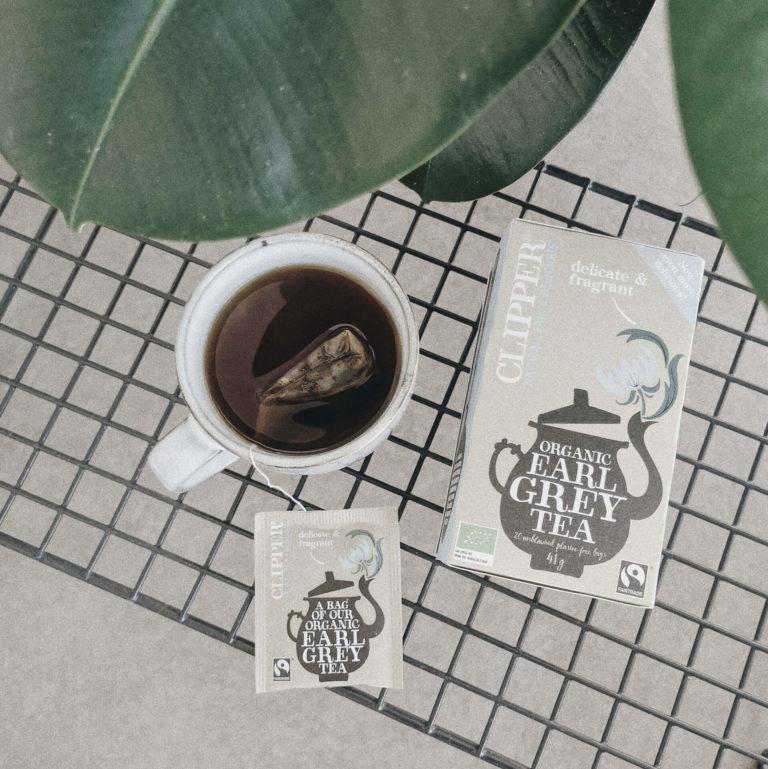 does earl grey tea break a fast